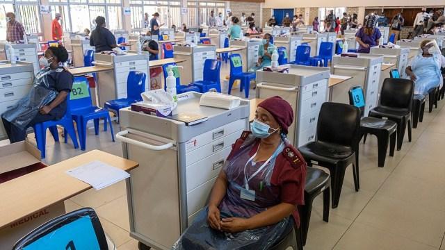 Casi la mitad de los casos acumulados, 3 millones, corresponden a la región sureña, con Sudáfrica a la cabeza.