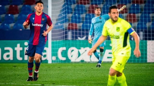 Levante y Atlético Madrid igualaron entre semana, en un duelo de la 2da fecha (Foto: @LevanteUD)