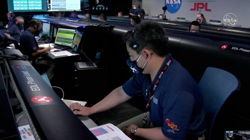 Es el quinto rover de la NASA en Marte y el noveno aterrizaje en el planeta rojo