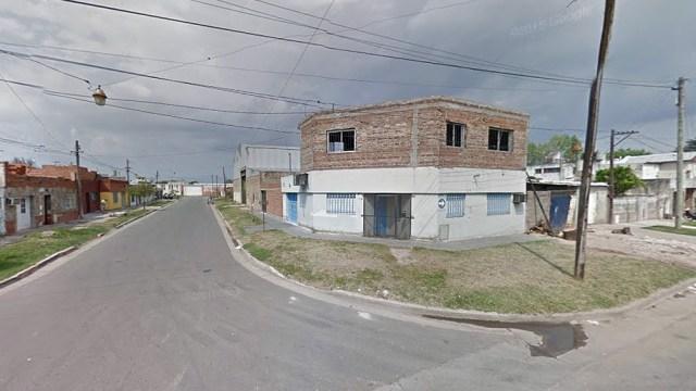 La esquina de Pasaje Volta y Cullen, en el sudoeste rosarino, fue el escenario del asesinato.