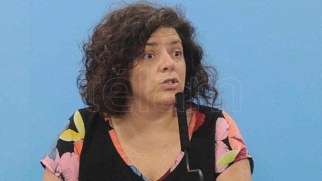 La ministra dispuso la medida luego de que la Anmat recomendara la utilización de la vacuna Sinopharm.