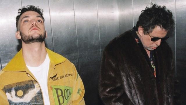 C Tangana y Andrés Calamaro.