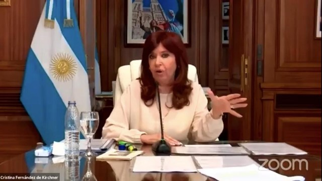 """La Vicepresidenta aseguró que la causa se """"manipuló al calor del proceso electoral"""" de 2015."""
