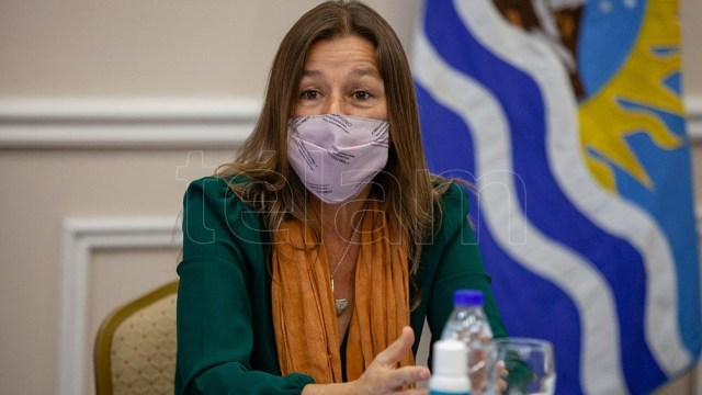 """La ministra de Seguridad, Sabina Frederic, consideró que """"las razones ideológicas y políticas"""" por las cuales Macri """"rechazaba al gobierno de Evo Morales"""" lo llevaron a dar """"un salto al vacío."""