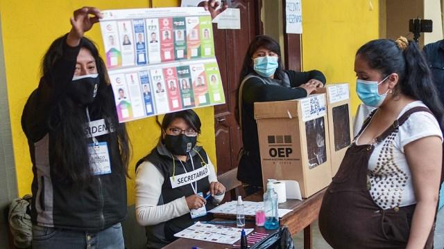 En Bolivia, se realizarán 4 balotajes de gobiernos regionales