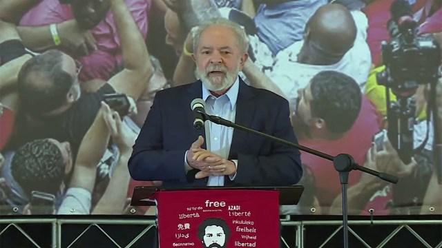Lula es favorito para derrotar en primera y segunda vuelta al actual presidente, Jair Bolsonaro.