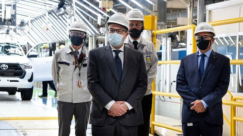 El ministro de Producción Matías Kulfas sostuvo que más del 95% de los sectores pudieron importar insumos