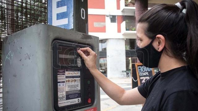 Sobre el estacionamiento medido, el gobierno porteño recordó que continúa sin funcionar la restricción vehicular de Microcentro y Tribunales Peatonal.