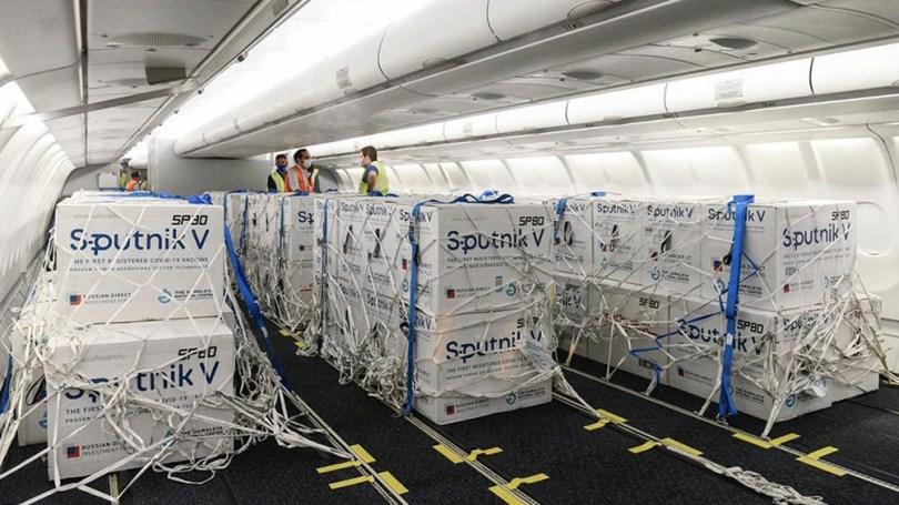 55 países ya aprobaron la Sputnik V