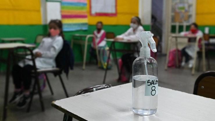 Además de los municipios del AMBA, vuelvena las aulas 21 distritos del interior de la provincia que pasaron a fase 3.