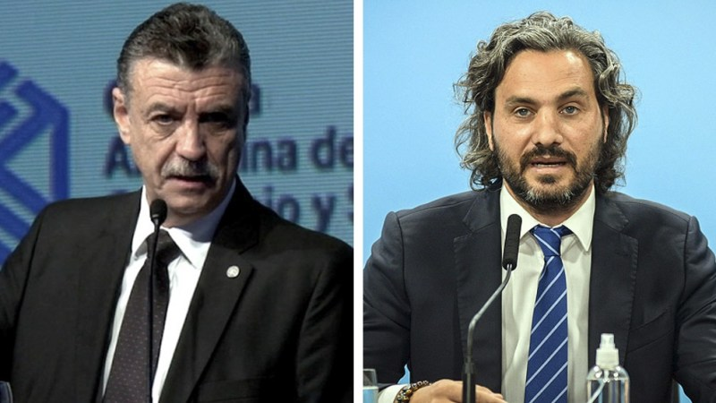Santiago Cafiero recibió a la Cámara Argentina de Comercio