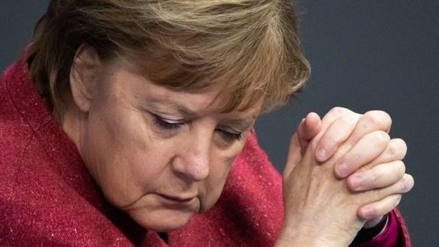 Merkel, Biden y la OTAN pidieron a Rusia que reduzca sus tropas en la frontera con Ucrania