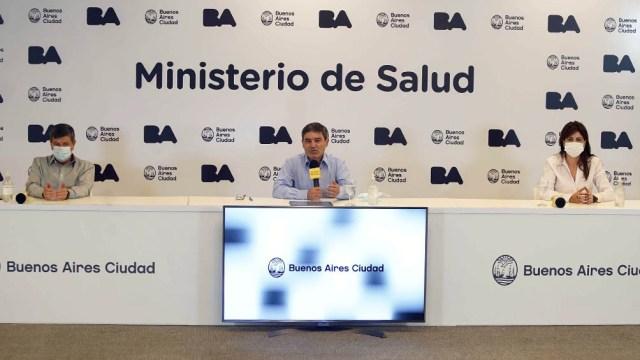 """Quirós pidió que los viajes al exterior """"sean lo más restrictivos posibles"""""""