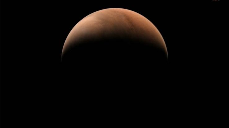 """China lanzó en julio de 2020 hacia Marte su sonda """"Tianwen-1"""", que tardó siete meses en recorrer los 55 millones de km."""