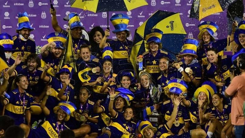 Boca, último campeón del torneo de AFA, recibirá como local a Defensores de Belgrano