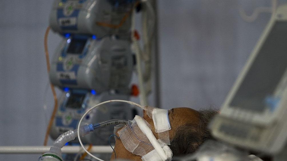 Brasil es el segundo país con más infecciones y muertes en términos absolutos en el mundo.