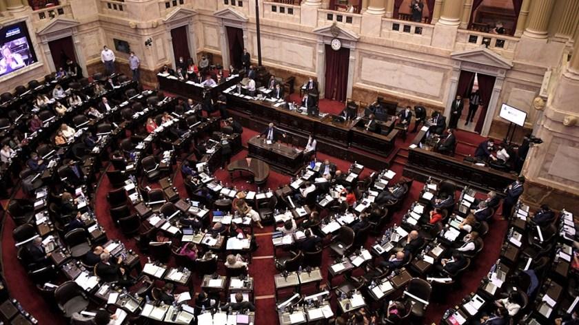 La Cámara de Diputados sesionará este miércoles