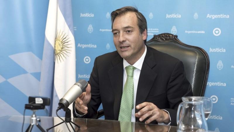 El ministro Martín Soria puso su impronta en el proyecto de reforma.