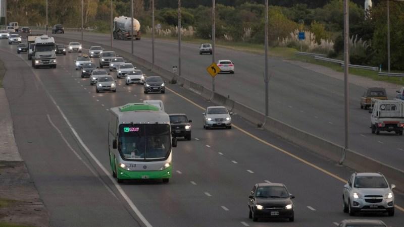 Durante Semana Santa se intensificarán los controles vehiculares en las rutas de todo el país.