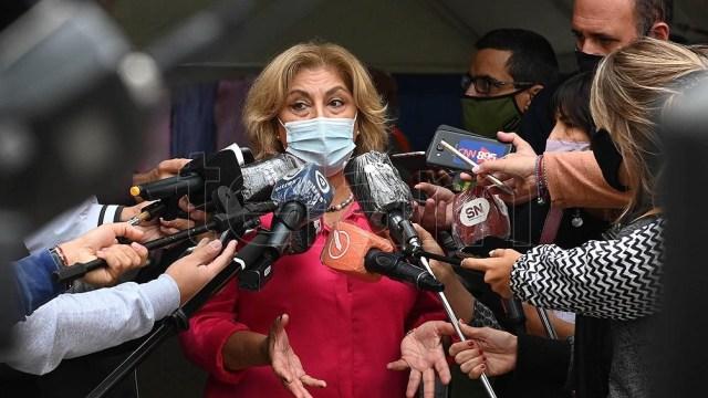 La ministra de Salud, Sonia Martorano, informó acerca de la presencia de las nuevas cepas en Santa Fe.