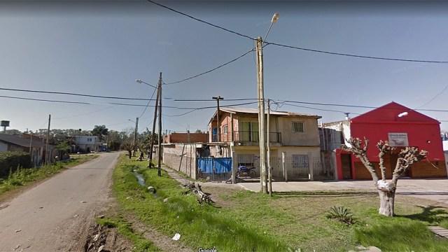 """Gabriel Quiroga se resistió al intento de robo con su arma reglamentaria y se tiroteó con los """"motochorros"""" que efectuaron al menos cuatro disparos."""