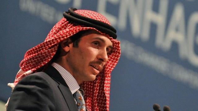 Hamza se encuentra arretsado en el palacio real, acusado de un intento de sedición.