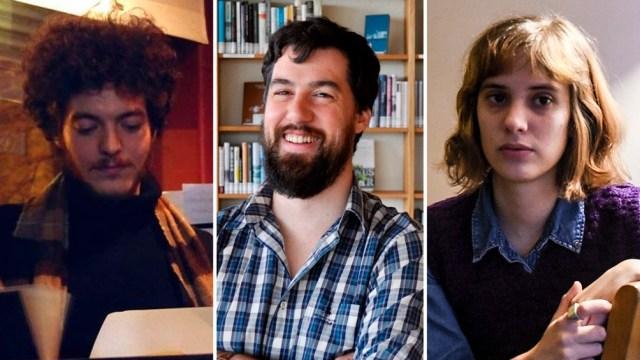 Nieva, Castagnet y Fabbri, los argentinos elegidos.