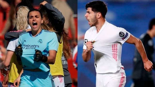 Varios futbolistas y clubes del mundo salieron a respaldar a la arquera María Isabel Rodríguez.