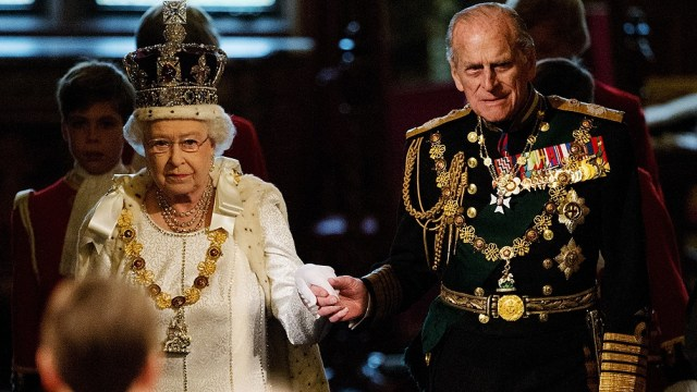 Desde hace más de un año, la pareja real vivía recluida en el castillo de Windsor debido a la pandemia.