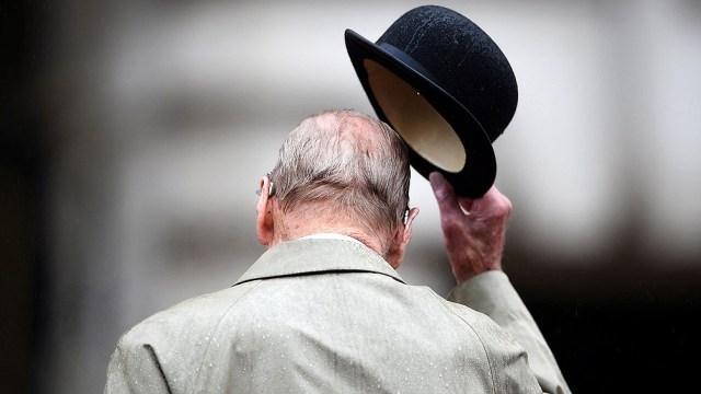 El príncipe Felipe falleció este viernes a los 99 años.