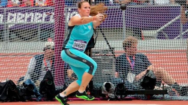 Dahlgren pensaba retirarse en los Juegos de Tokio, pero sorpresivamente adelantó su decisión.