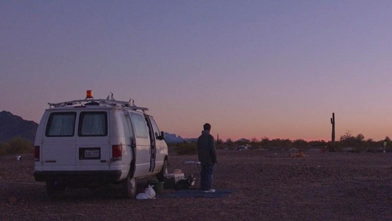 """""""Nomadland"""", una de las películas más ganadora de la noche."""
