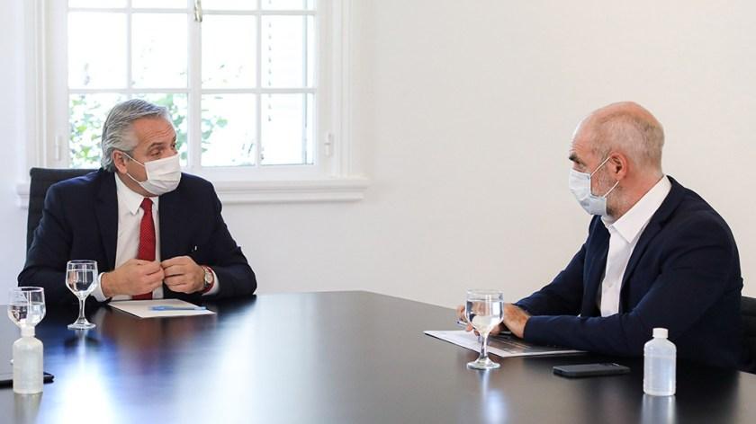 El encuentro se realizará a las 10 en la Quinta Presidencial de Olivos, informaron fuentes oficiales en la Casa Rosada.