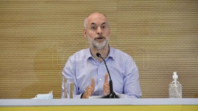 """Rodríguez Larreta sostuvo que es necesario """"construir un Estado inteligente y facilitador"""""""