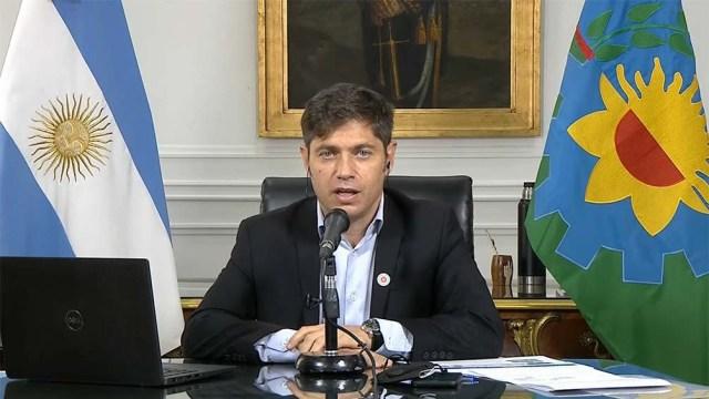 """""""Hay diálogo de buena fe"""", le confiaron a Télam desde el ministerio de Hacienda y Finanzas de la Provincia del gobernador Axel Kicillof."""