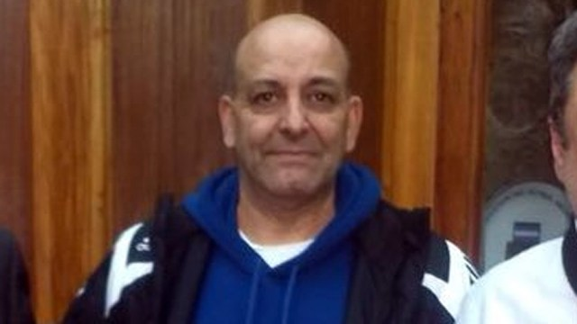 """El dirigente valoró la ayuda de Claudio """"Chiqui"""" Tapia, clave para conseguir la cama para internar al extécnico Pizzo."""