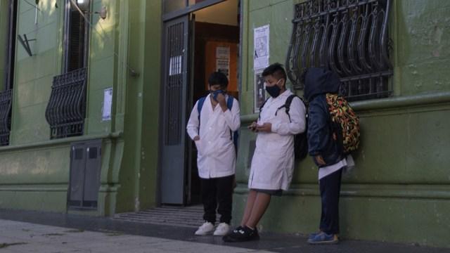 Los ministros de Educación de las provincias, con la excepción de Mendoza y la ciudad de Buenos Aires, se aprobaron un sistema de dictado de clases acorde al nivel epidemiológico de cada región.