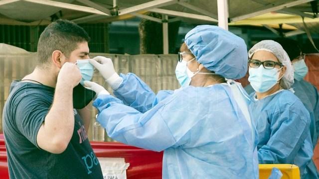 Desde el inicio de la pandemia se registran 2.993.865 contagiados de coronavirus en el país.