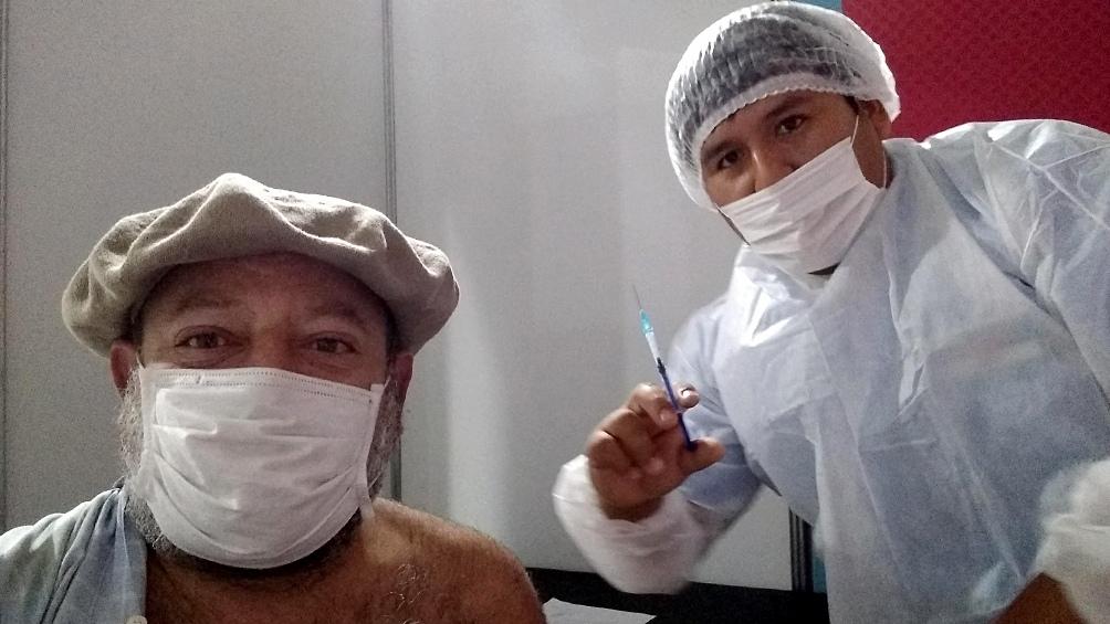 Según el Monitor Público de Vacunación hasta la mañana del domingo fueron aplicadas 7.997.902 dosis.
