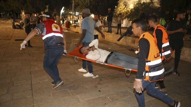 En los últimosdías 500 personas resultaron heridas en los enfrentamientos.
