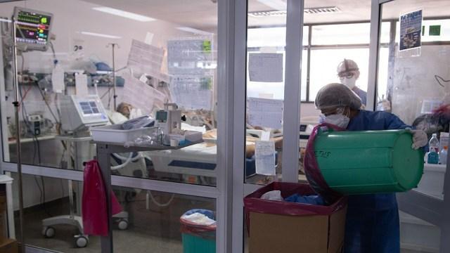 Son 4.702.657 los contagiados desde el inicio de la pandemia.