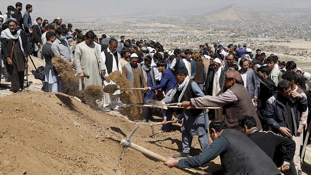 La destrucción de escuelas y casas es para Bachelet, una de las primeras señales de que los talibanes imponen severas restricciones de los derechos humanos en las zonas bajo su control.