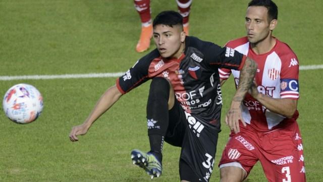 Unión no le pudo ganar a Colón y quedó afuera de los cuartos de final.