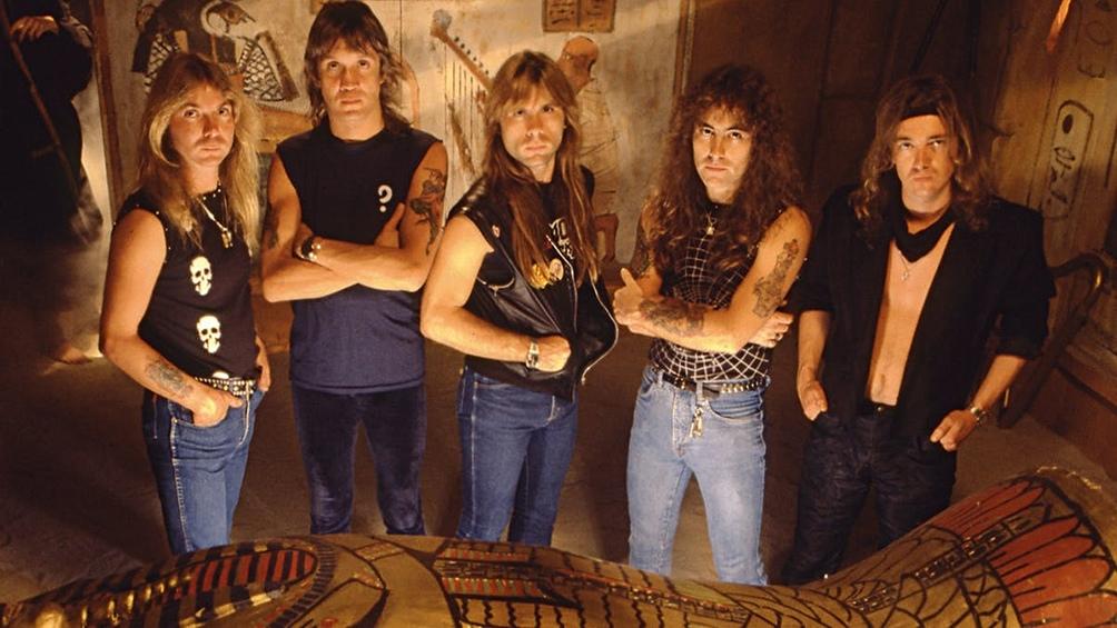 Tema bíblico en la nueva propuesta de Iron Maiden, con el sello de Blinkink.