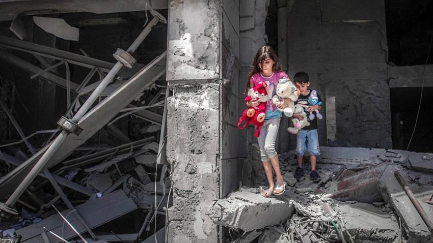 Israel lanzó su ofensiva el lunes pasado luego de que Hamas, que gobierna en Gaza, y Yihad Islámica lanzaran cohetes hacia suelo israelí