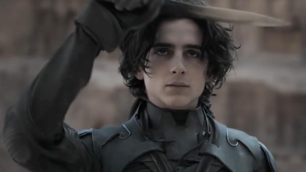 Timothee Chalamet,v el actor protagonista de esta nueva versión.