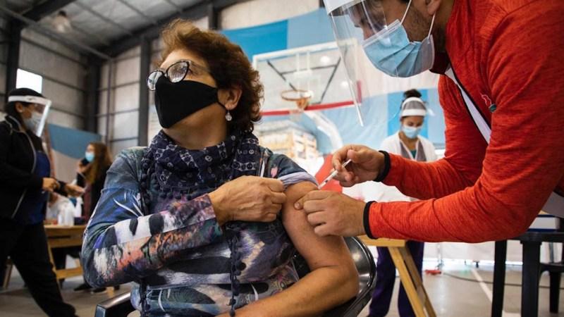 En total, desde que comenzó la vacunación, 12.257.297 de dosis ya fueron aplicadas
