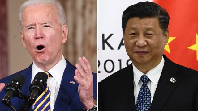 Tensión entre potencias: los gobiernos de Joe Biden y Xi Jinping buscan mejorar su comunicación y llegar a acuerdos.