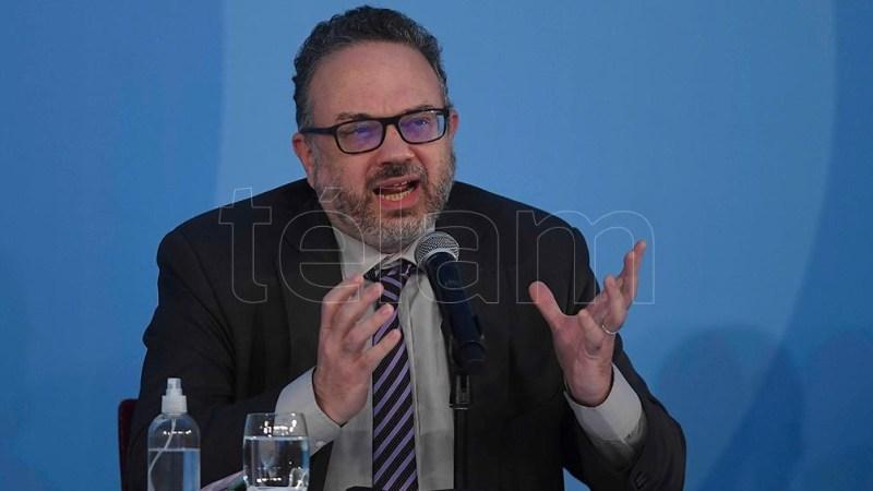 """Kulfas sostuvo que """"hay sectores donde todavía no les llegó la recuperación del empleo o están en actividades informales"""""""