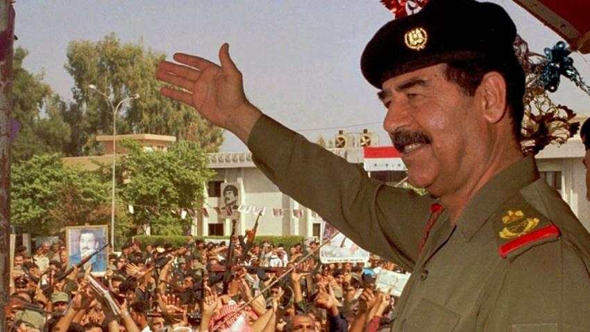 El 20 de marzo de 2003, Washington invadió Irak para derrocar a Saddam Hussein.